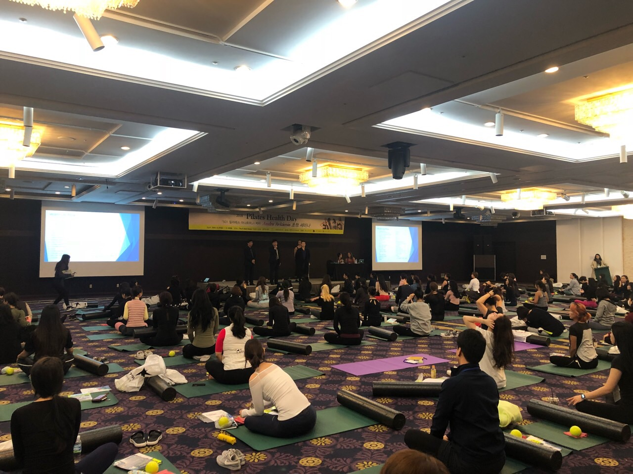 [운동재활팀] 2018 Pilates Health Day